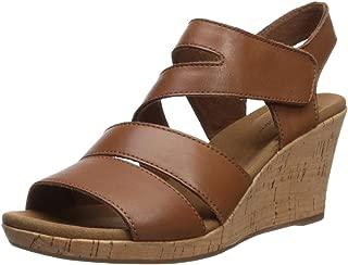 Women's Briah Asym Wedge Sandal