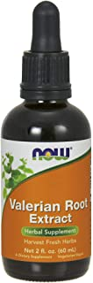 NOW Supplements, Valerian Root Extract, 2-Ounce