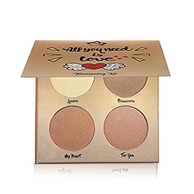 Makeup Glow kit palette