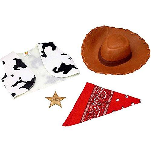 D-guisez 108134 Kit d'accessoires Toy Story Woody-