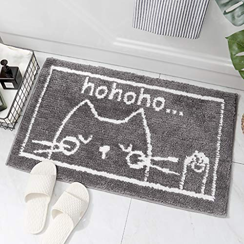 Amazing Deal Bathroom Rugs and Mats Sets Bath Rugs Water Absorption Bathroom Shower Rug Area Rugs (S...