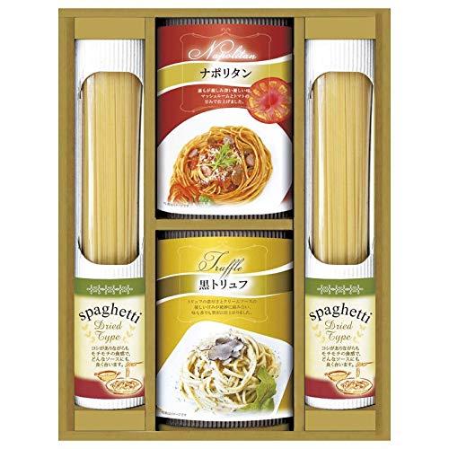 BUONO TAVOLA 化学調味料無添加ソースで食べる スパゲティセット S33504