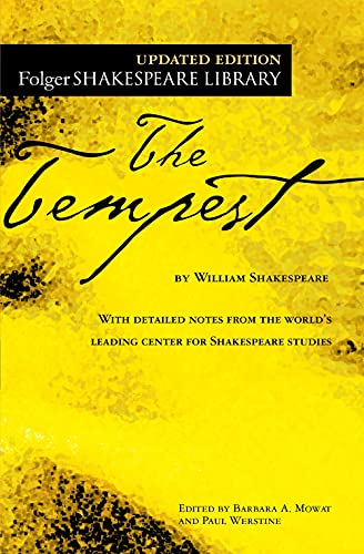 The Tempest (Folger Shakespeare Library) (illustrated) (English Edition)
