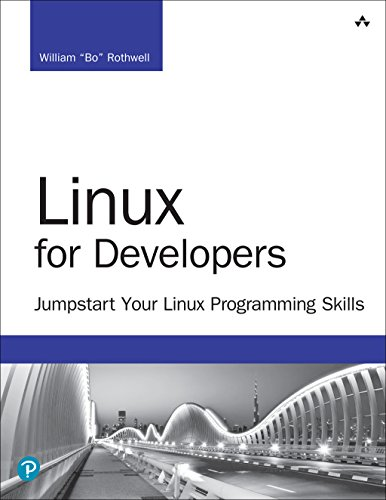 Linux for Developers: Jumpstart Your Linux Programming Skills (Developer's Library) (English Edition) PDF Books