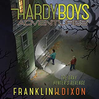 The Gray Hunter's Revenge     Hardy Boys Adventures, Book 17              Written by:                                                                                                                                 Franklin W. Dixon                               Narrated by:                                                                                                                                 Tim Gregory                      Length: 3 hrs and 16 mins     Not rated yet     Overall 0.0