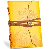 Writing Journal for Women And Men - Beautiful Journals to Write in - Faux Leather Bound Diary...