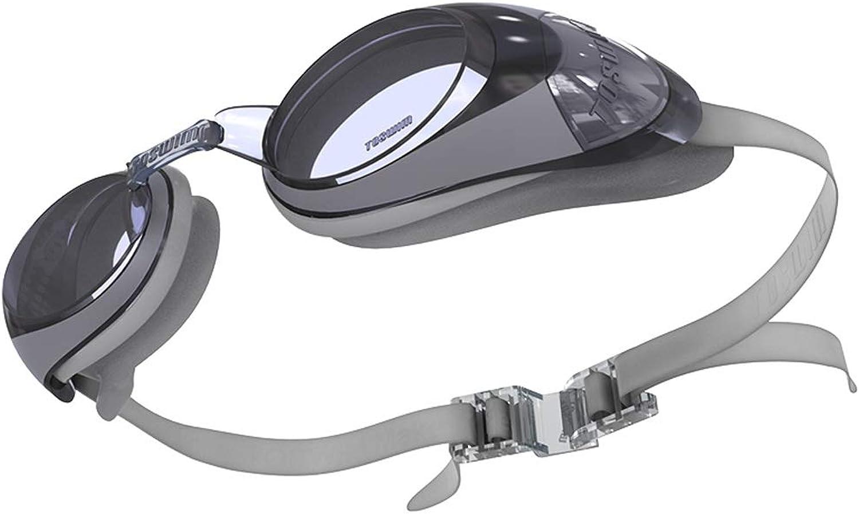 JQMKKYJ Waterproof and Anti-Fog HD Large Box Male and Female Adult Swimming Goggles Equipment