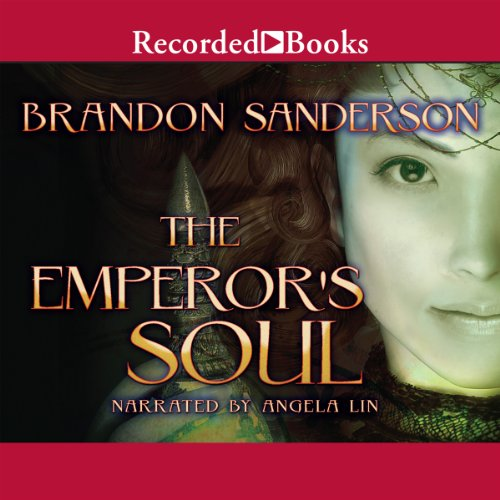 The Emperor's Soul Audiobook By Brandon Sanderson cover art