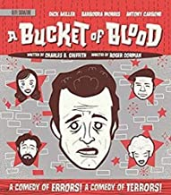 a bucket of blood blu ray