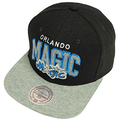 Mitchell & Ness Melton Jersey Orlando Magic EU083 Snapback Cap Kappe Basecap
