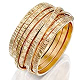 Handmade 14K Gold Filled 'Wrapped up' Ring Overlapping Intertwined Entwined Crisscross Crossover Knotted Statement Wire Wrap Band