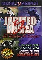 Jaripeo Y Musica: 20 Nortenas De Corazon [DVD] [Import]