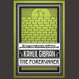 The Forerunner audiobook cover art