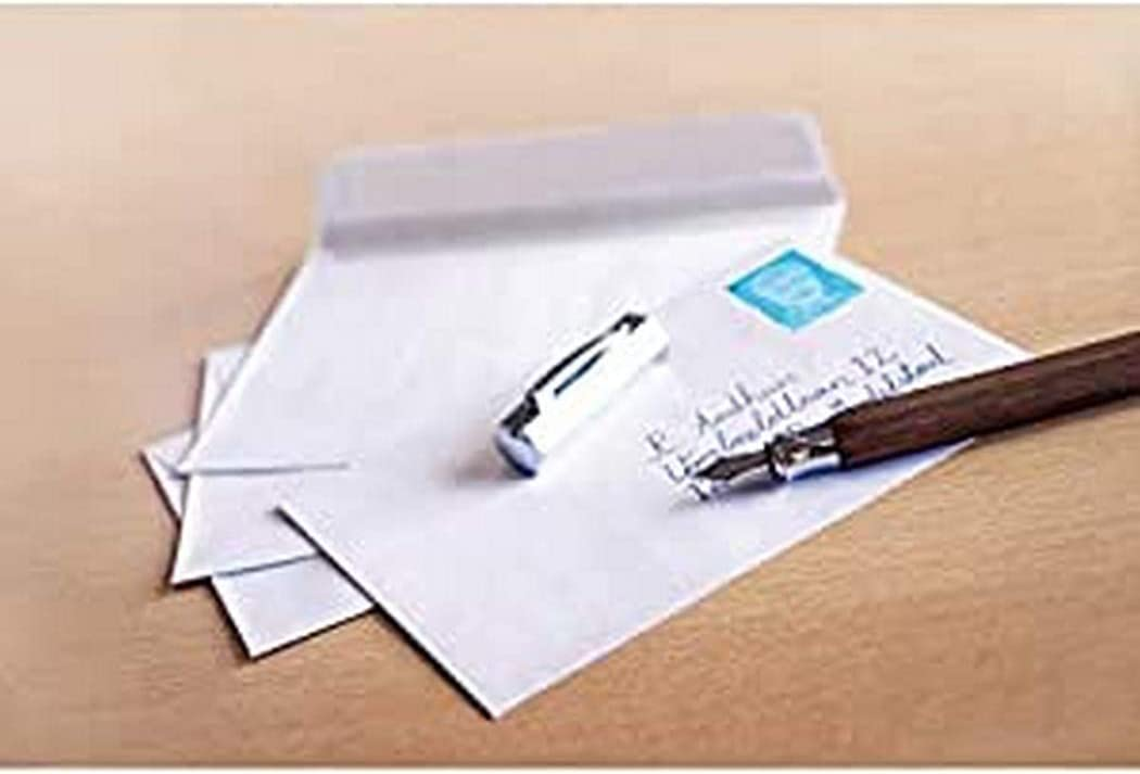 Raadhuis Envelopes 162 x 229 C5 Gummed 80 of 500 White g Low Popular shop is the lowest price challenge price Pack