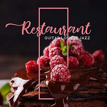 Restaurant Guitar Lounge Jazz