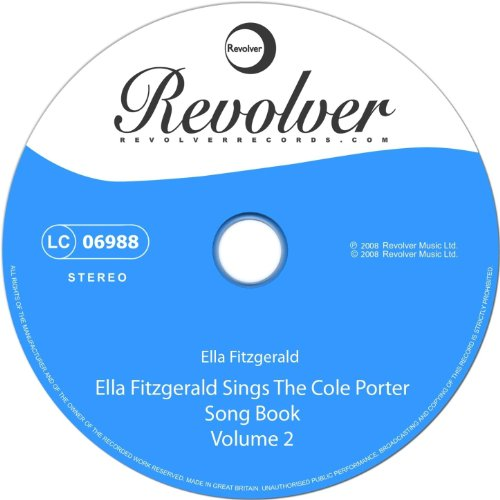 Ella Fitzgerald Sings The Cole Porter Song Book Volume 2