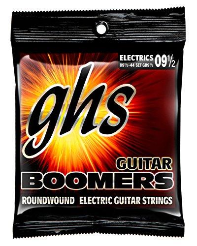 GHS Boomers corde per chitarra elettrica