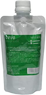 【X4個セット】 デミ ウェーボ デザインキューブ ホールドワックス 200g 業務用 hold wax DEMI uevo design cube