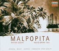 ゲール:ラジオ・オペラ「マルポピタ」