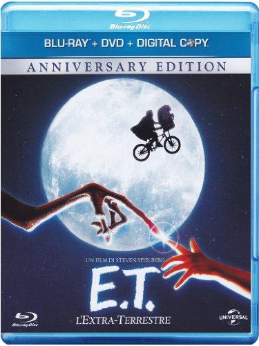 E.T. L'extra-terrestre(anniversary edition) (+DVD)