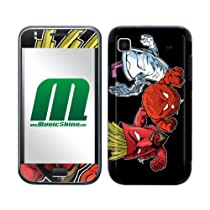 MusicSkins Galaxy S 用液晶保護フィルム Aqua Teen Hunger Force - Heroes Galaxy S MSGXS0018