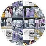EinsSein 24x Seifenblasen Hochzeit Herzgläschen Box Weiss Wedding Bubbles gefüllt Vintage hochzeitsdeko Herz gastgeschenk tischdeko hochzeitsseifenblasen Candy bar luftblasen deko Flüssigkeit - 3