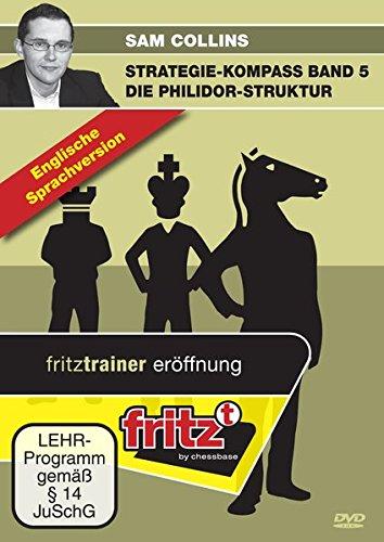 Strategie-Kompass, DVD-ROM Die Philidor-Struktur. Videoschachtraining [import allemand]