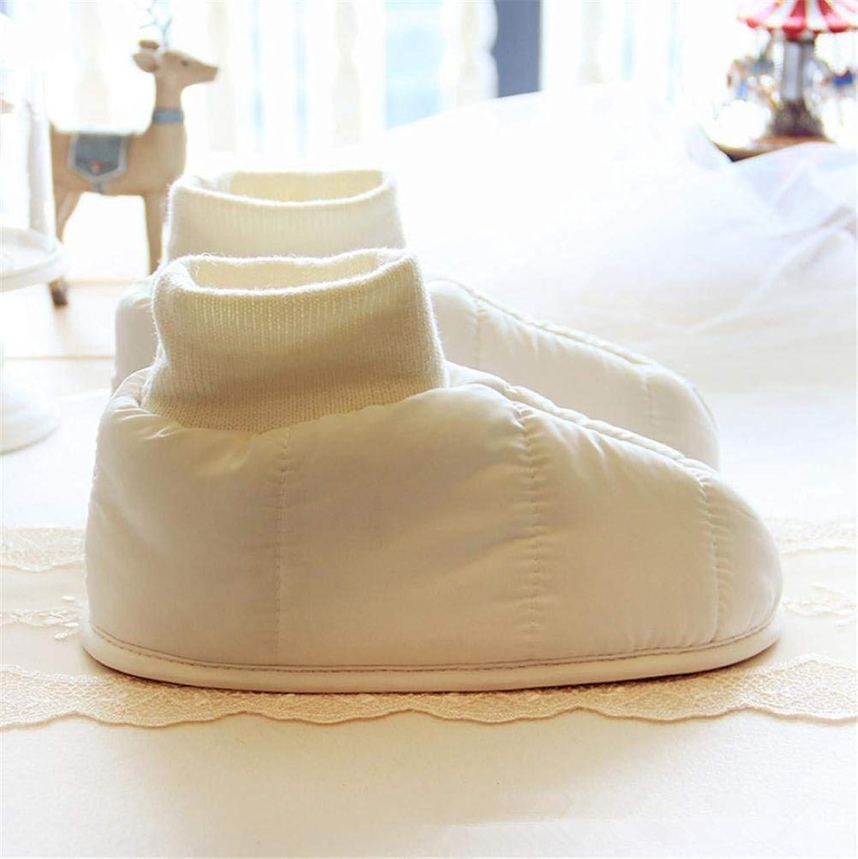 Lady skor Dame Wool Slippers glider glider glider hemma för att hålla varma tofflor vit Medium Marked Färg Personlighet Kreativitet Kvalitet för kvinnor  Lagra