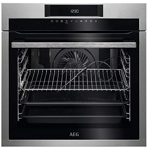 AEG BPE642020M 60cm Electric Built in Single Oven