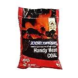 House Coal 1OKG Handy Negro Gran Llama Baja Ceniza