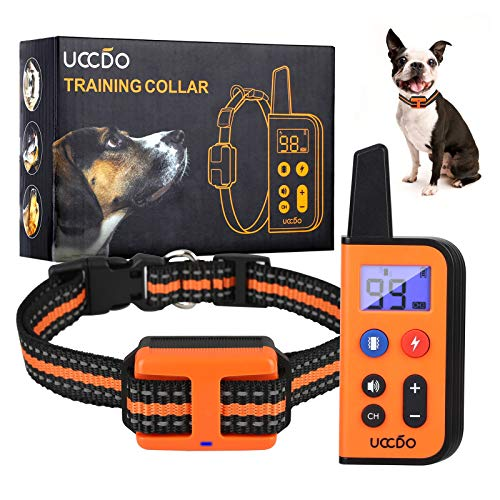 (41% OFF) Dog Vibration Training Collar $20.63 Deal