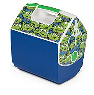 Igloo 7 Quart Limited Edition Toy Story Alien Portable Lunchbox Playmate Pal Cooler Ice Box (B0892QX7BF)   Amazon price tracker / tracking, Amazon price history charts, Amazon price watches, Amazon price drop alerts