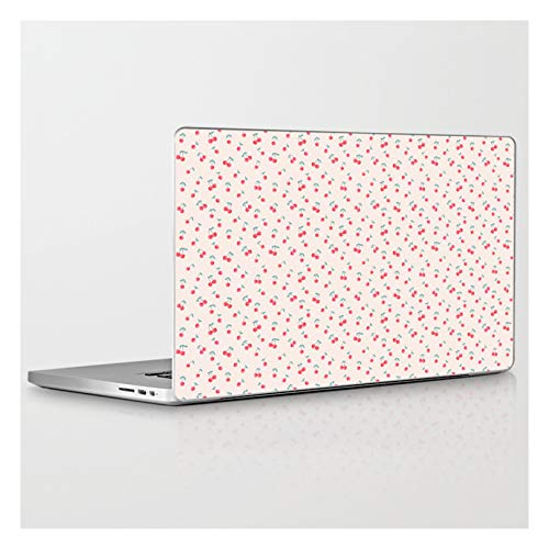 Laptop & Tablet Skin - 17' PC Laptop (15' x 9.8') - Cherry by Kind of Style