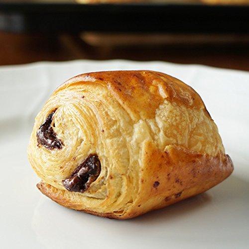 エリタージュ 発酵後ミニ パン オ ショコラ 30g x180個【冷凍パン生地】ケース売り