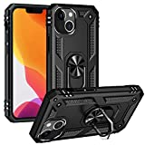 DOSMUNG Shockproof Case Compatible with iPhone (13 Mini),