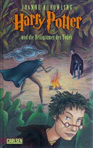 Harry Potter und die Heiligtümer des Todes. Aus dem Englischen von Klaus Fritz.