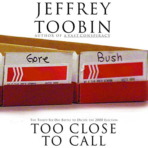 Too Close to Call cover art