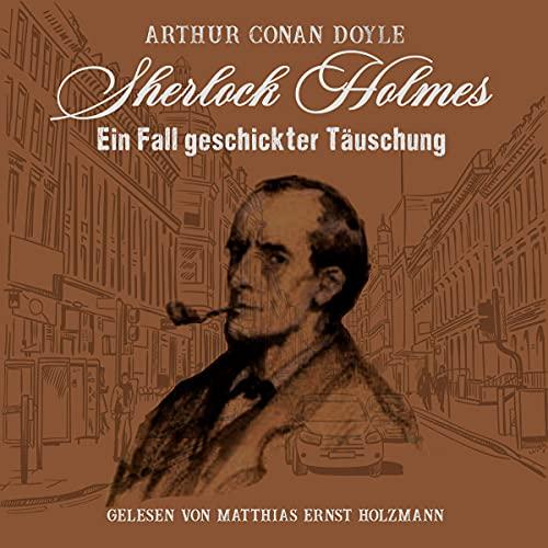 Sherlock Holmes - Ein Fall geschickter Täuschung Titelbild