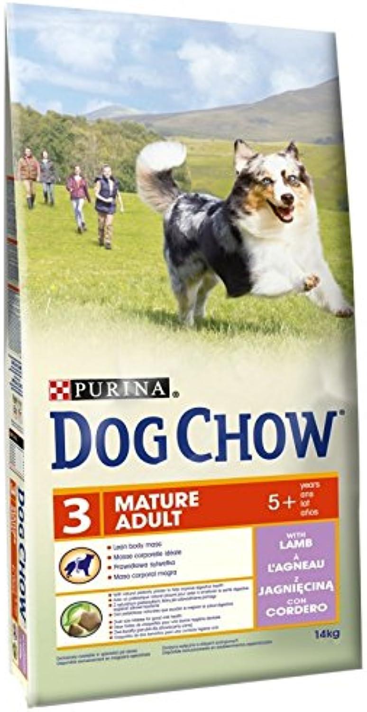 Dog Chow  Dog Chow Adult Age Mur a l Agneau  14 Kg