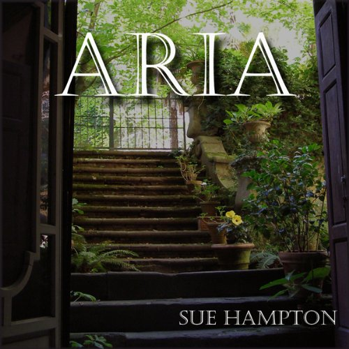 Aria audiobook cover art