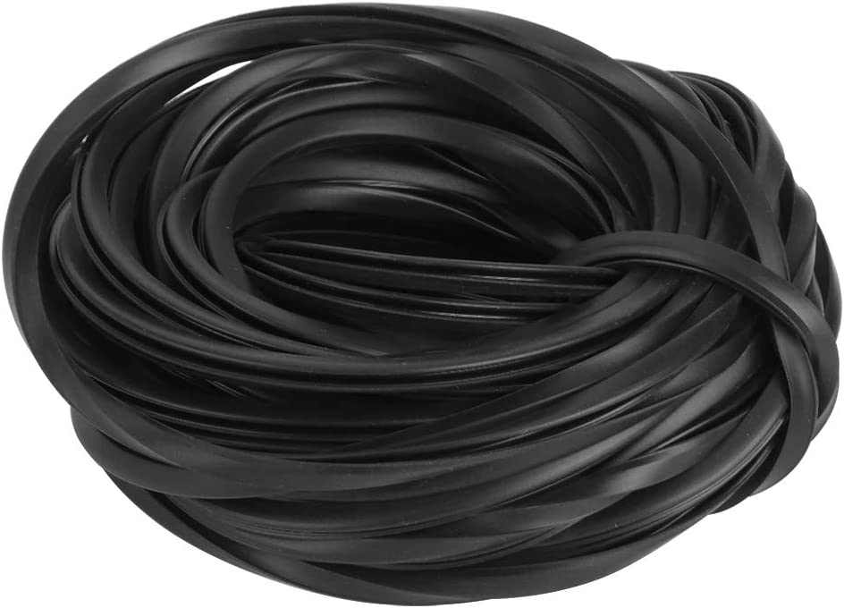 Demeras Inventory Factory outlet cleanup selling sale Greenhouse Rubber Application Cable to USE Easy