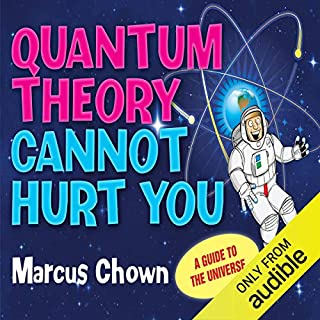 Quantum Theory Cannot Hurt You cover art