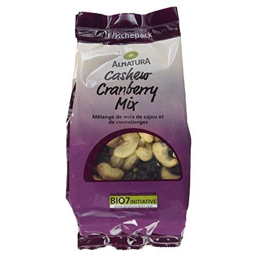 Alnatura Bio Cashew Cranberry Mix, 150g