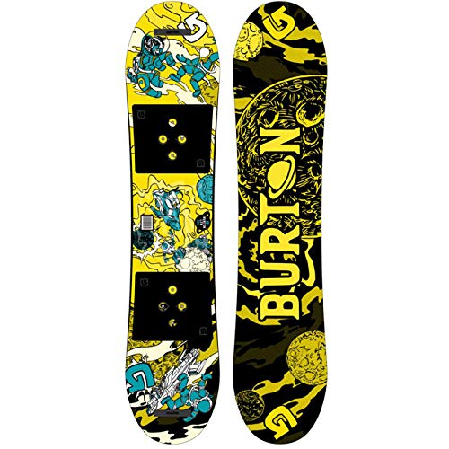Burton Kinder Freestyle Snowboard Ltr 100 2018 Boys