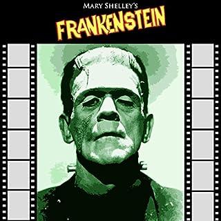Mary Shelley's Frankenstein cover art