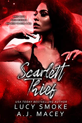 Scarlett Thief (Criminal Underground Book 2) (English Edition)