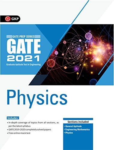 GATE Guide for Physics by GKP