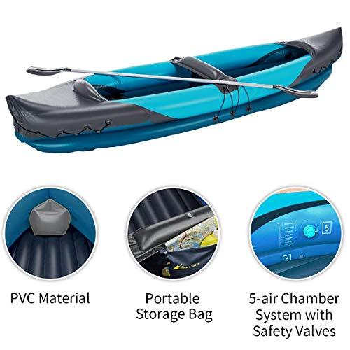 EPROSMIN Inflatable Kayak