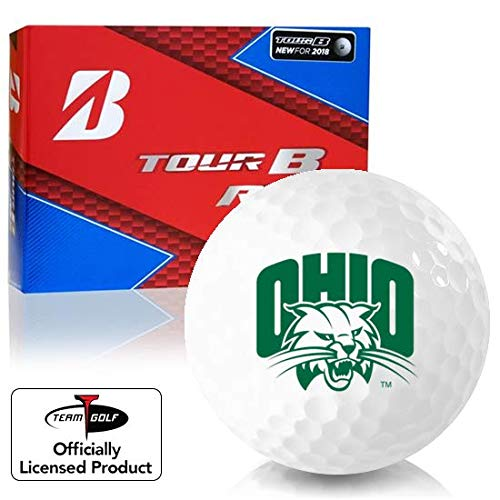 Amazing Deal Bridgestone Tour B RXS Ohio Bobcats Golf Balls