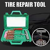 Mayyou Coche Tubeless Tyre Tire Repair Tool Puncture Repair Plug Repairing Kit Needle Patch Fix Tools